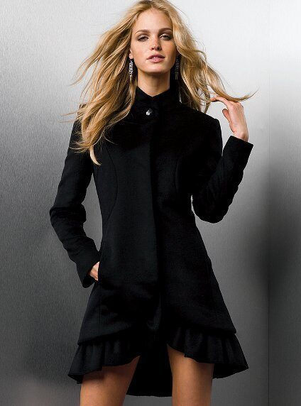 Виктория сикрет пальто