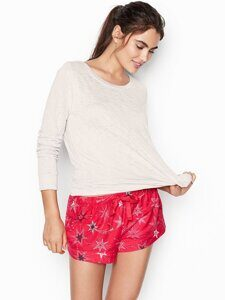 Пижама с шортами The Lounge Short PJ Victoria's Secret